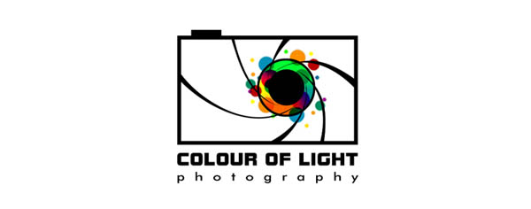 coloroflight 80+ Cool Photography Logos