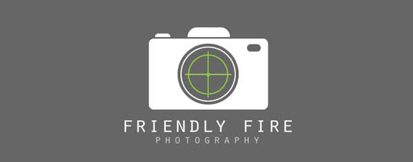 fire photography logos