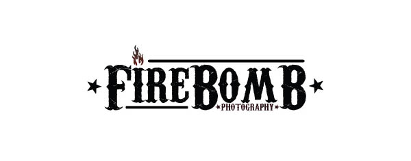 firebomb 80+ Cool Photography Logos