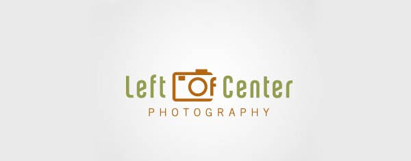 leftofcen 80+ Cool Photography Logos