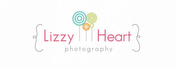 lizzy 80+ Cool Photography Logos