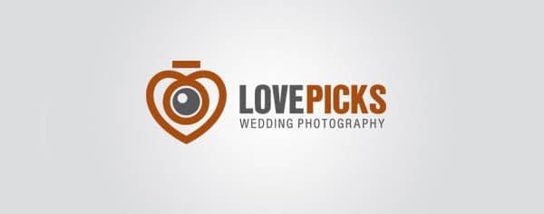 lovepicks 80+ Cool Photography Logos