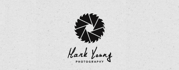 mark young 80+ Cool Photography Logos
