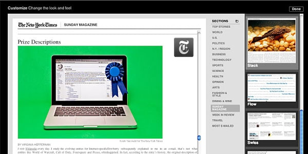 nytimes 15 Google Chrome Apps For your Entertainment