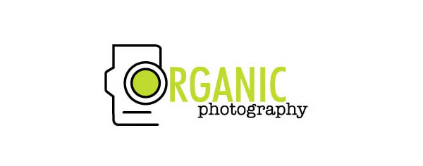 organic 80+ Cool Photography Logos