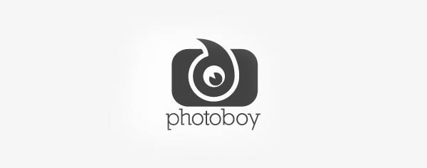 photoboy 80+ Cool Photography Logos