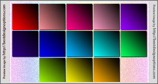 Как сделать градиентный фон фотошопе