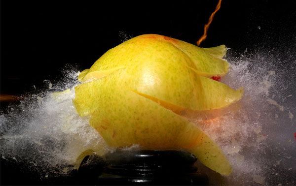 plum 50 Cool Examples of High speed Photography