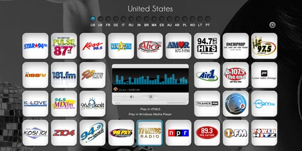 radio 15 Google Chrome Apps For your Entertainment