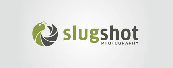 slugshot 80+ Cool Photography Logos