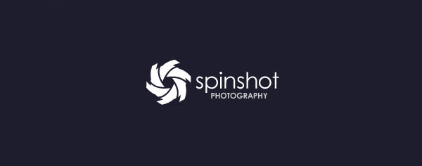 spinshot 80+ Cool Photography Logos