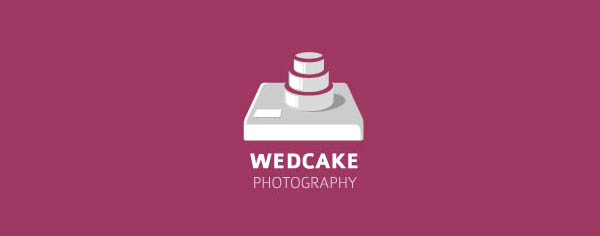 wedcake 80+ Cool Photography Logos