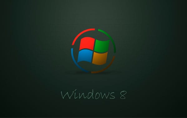 windows-8 Black
