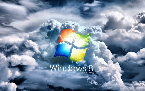 windows 8 clouds 20+ Windows 8 HD Wallpapers