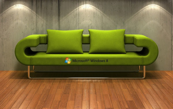 windows 8 3d couch 20+ Windows 8 HD Wallpapers