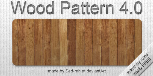 wood pattern 4 by sed rah 20+ Tileable Wood textures
