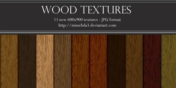 wooden texture by MissEbda3 20+ Tileable Wood textures
