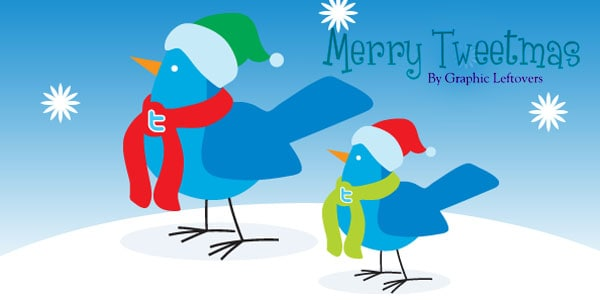Tweetmas Twitter Icons