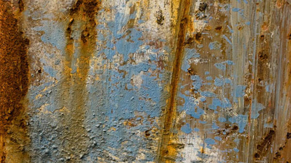 6 textureville Free Rust Textures collection