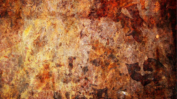 9 fired wall Free Rust Textures collection