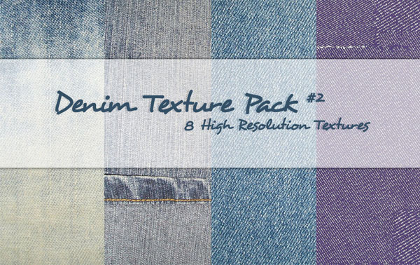 Denim Texture Pack 2 25+ High Quality Jeans Textures