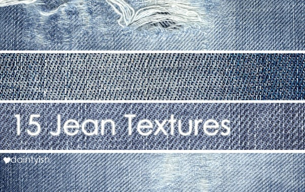 Jean Textures by daintyish 25+ High Quality Jeans Textures