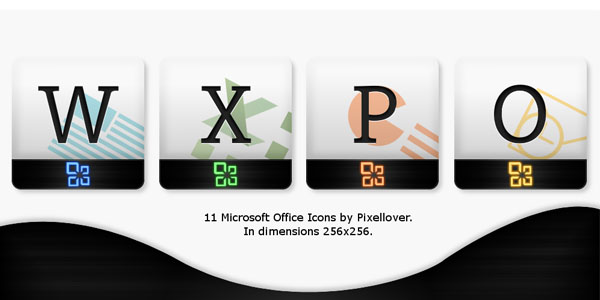 Micrsoft Office 2010 Icons 100+ Free ObjectDock Icons