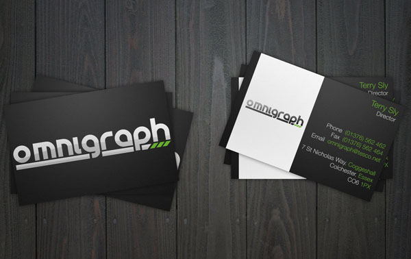 Omnigraph 30+ Simple business cards For Everyone