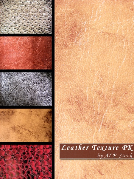 alp stock 30+ Awesome Leather Texture Collections