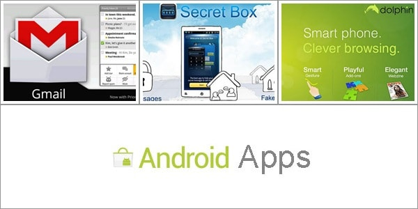 30 Amazing and Free Android Apps