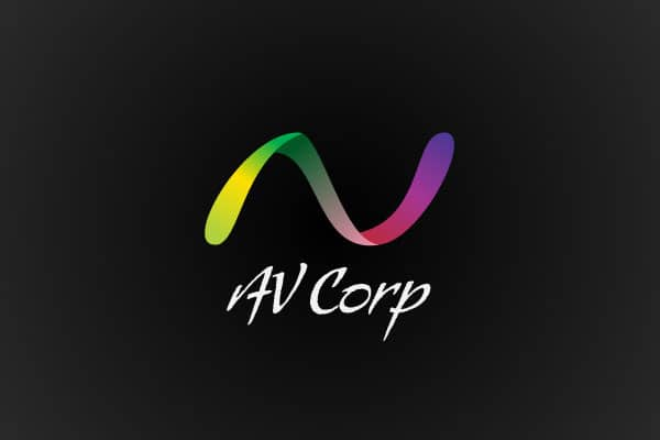 av corp 25 Excellent Multi Colored Logos