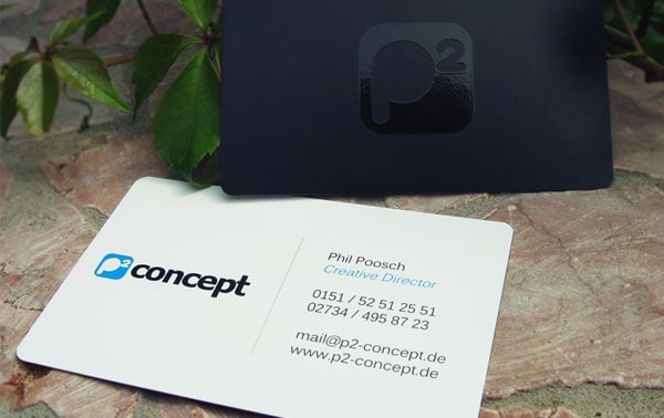 big v 30+ Simple business cards For Everyone