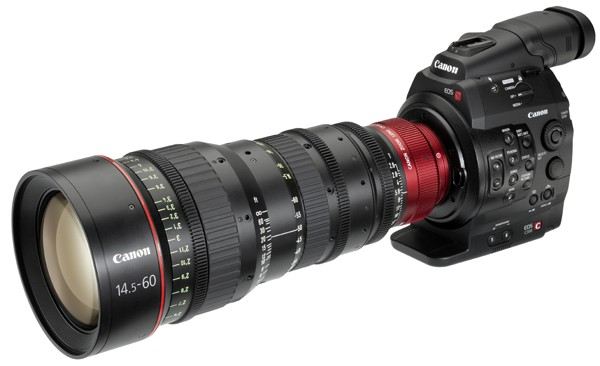 canonc300leadpicdantetktk Canon launches C300 Cinema Camera