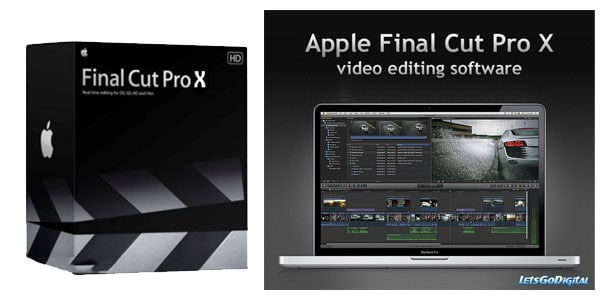 fcpx Top Video Editing Softwares