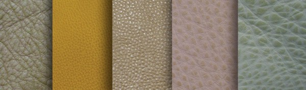 five color leather texture 30+ Awesome Leather Texture Collections