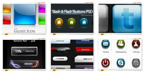 free_web_buttons