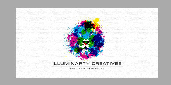 illuminarity 25 Excellent Multi Colored Logos