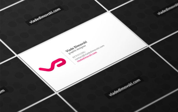 mainimage 30+ Simple business cards For Everyone