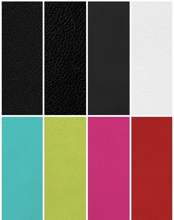 many leather textures in a pack 30+ Awesome Leather Texture Collections