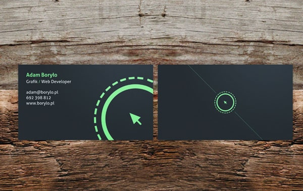 mimimal 30+ Simple business cards For Everyone