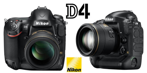 nikon d4