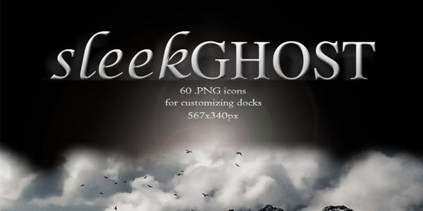 sleekghost dock icons 100+ Free ObjectDock Icons