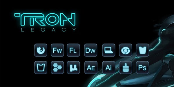 tron object dock icons 100+ Free ObjectDock Icons