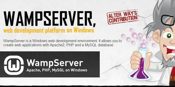 wamp Server environments for PHP developers