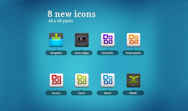48px icons 3 20+ Free Microsoft Office PNG Icons