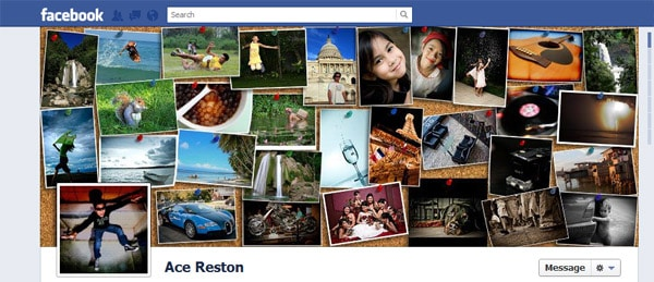 Ace Reston Facebook Timeline Tips and Cover Page Inspirations