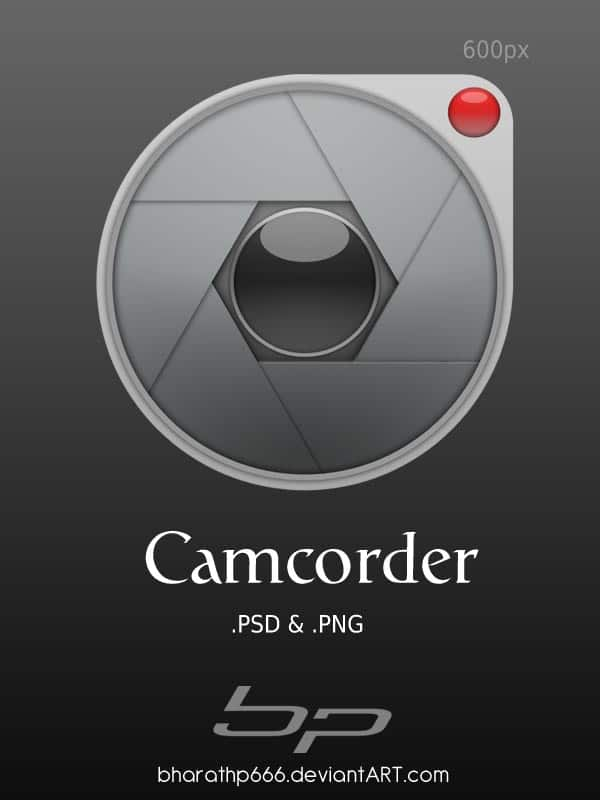 Android  Camcorder 40+ Android Icons Collections