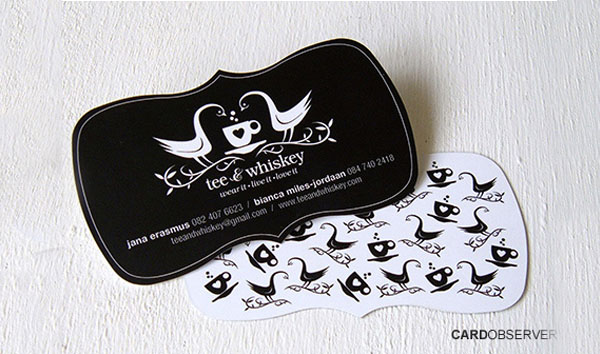 Bow Tie Business Card