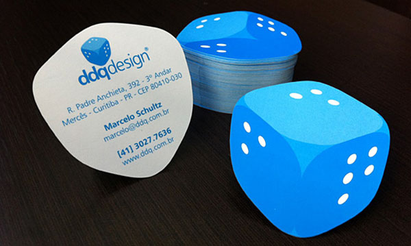 DDQ Design Business Card