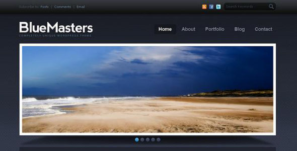 Drupal Themes 4 20+ Premium Drupal Templates